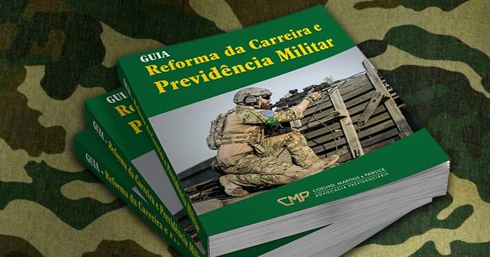 previdencia militar e reforma da carreira o que mudou